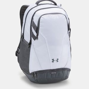 NEW Gorgeous White Under Armour Backpack-